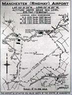 Ringway Airport 1939 Plan