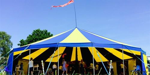 Circus -big -top