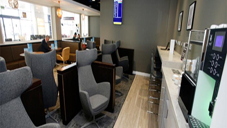 East Midlands Escape Lounge
