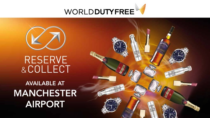 Reserve and Collect Manchester Airport