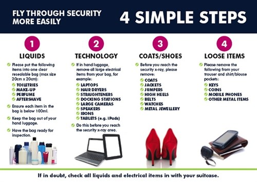Security Steps
