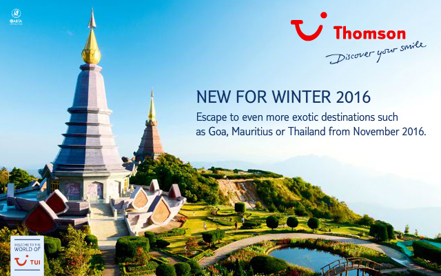Thomson Winter New Routes