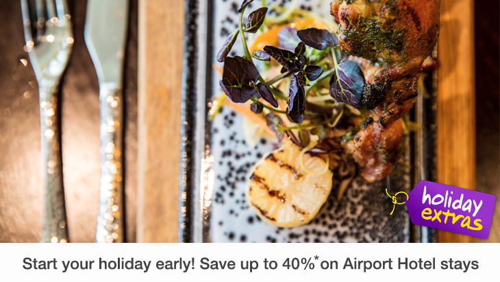 Stansted Airport Hotels, Holiday Extras