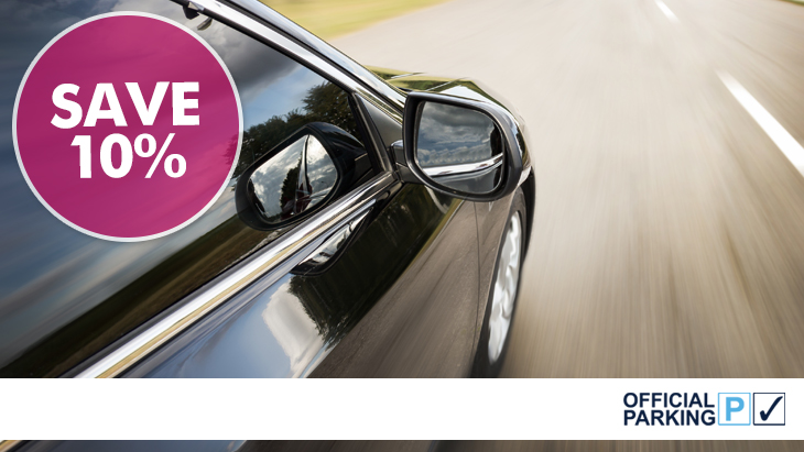 Official Short Stay Car Parking Offer