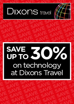Dixons Travel Reserve and Collect