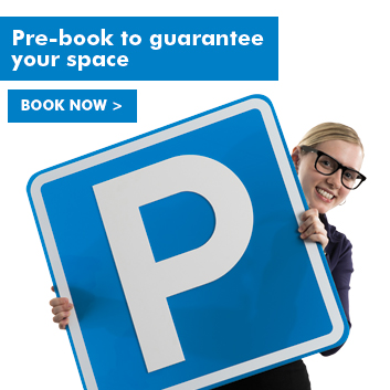 Pre book to guarantee your space