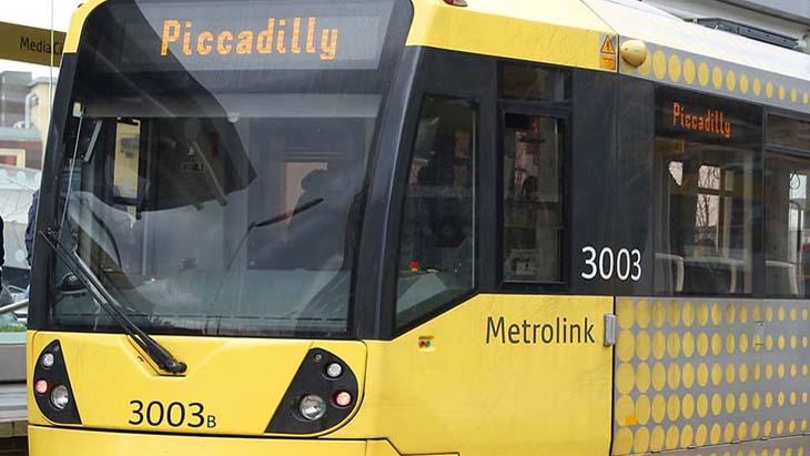 Metrolink Manchester