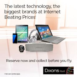 Reserve and Collect from Dixons Travel