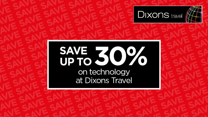30% off Dixons Products
