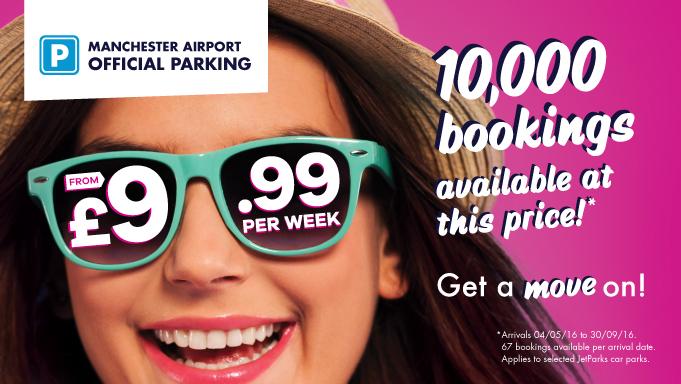 Manchester Car Parking