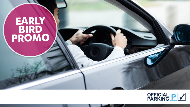 Official Long Stay Car Parking Offer
