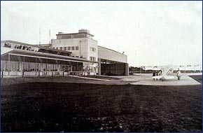Ringway Airport 1938
