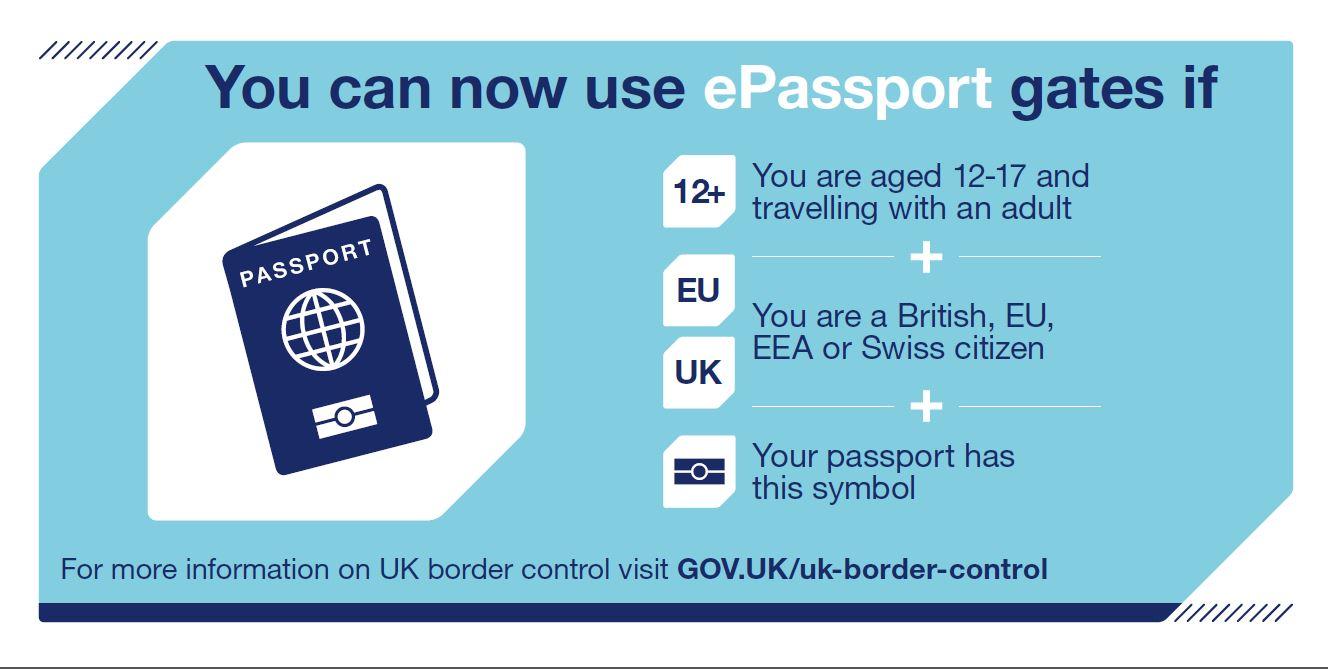 E-Passport Family Travellers