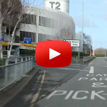 Multi Storey Terminal 2 Directional Video | Manchester Airport