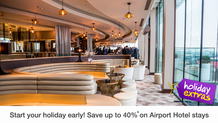 East Midlands Airport Hotels, Holiday Extras