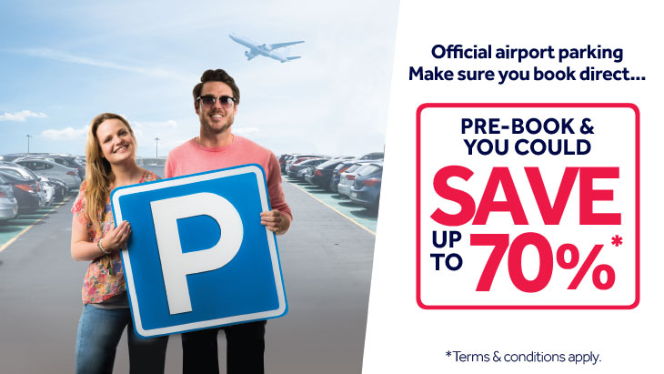 Manchester Airport Car Parking Promotions
