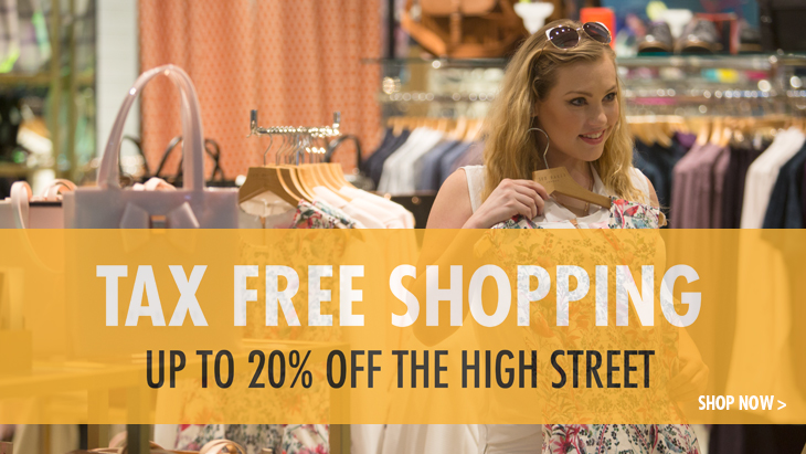 Tax Free Shopping at Stansted Airport