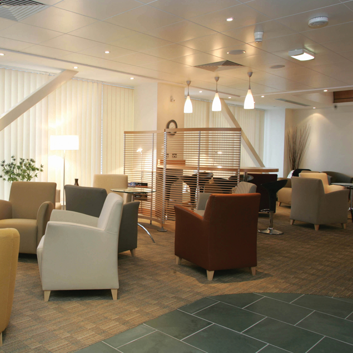 Manchester Airport Terminal 2 Escape Lounge 2