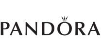 Pandora Logo White
