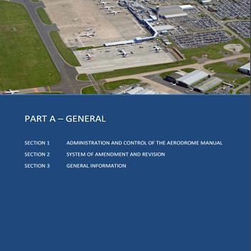 Part A Aerodrome Cover