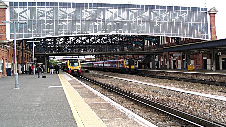 Bournemouth Train