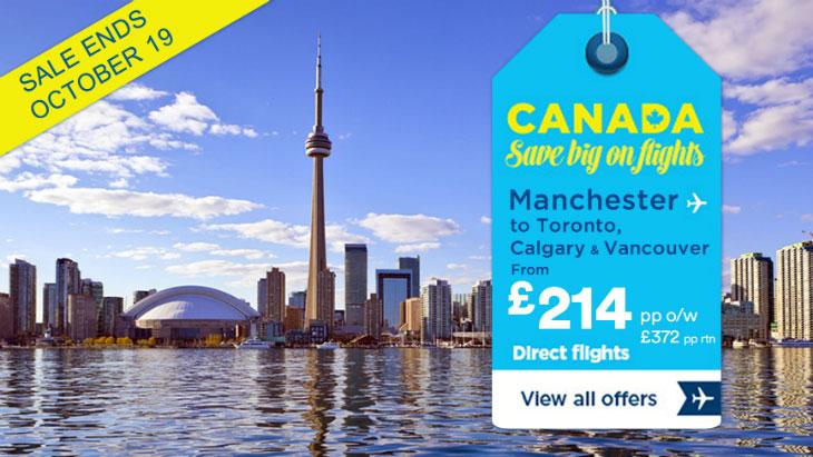 Air Transat Toronto IWC
