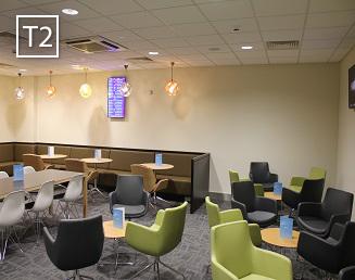 Terminal 2 Escape Lounge