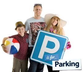 Parking Zone Page Copy Image