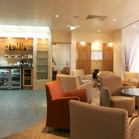 Manchester Airport Terminal 2 Escape Lounge 4