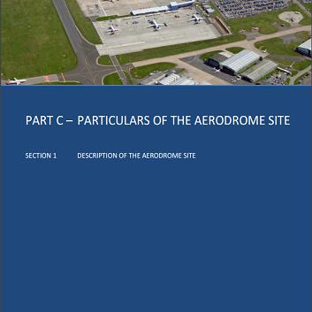 Part C Aerodrome Cover