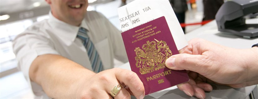 Passports and Visas Guide Header