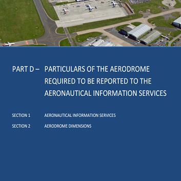 Part D Aerodrome Cover