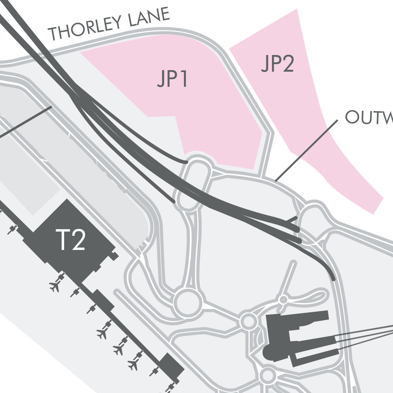 JetParks 2 Car Parking Maps