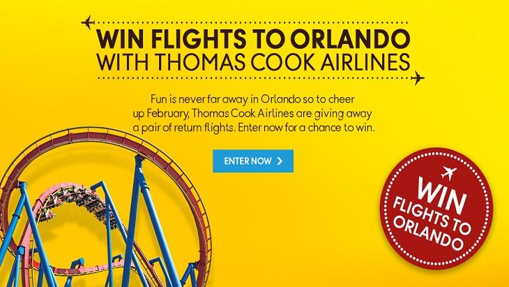 Orlando Competition Rollercoaster