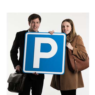 Business Travel Car Parking