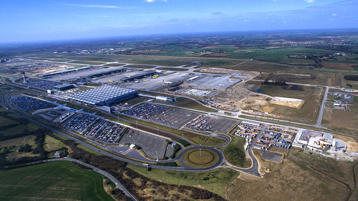 report for London Stansted