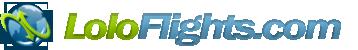Lolo Flights logo