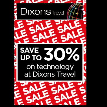 Dixons Sale