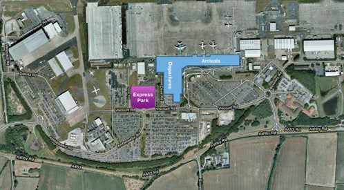 meet and greet parking at east midlands airport